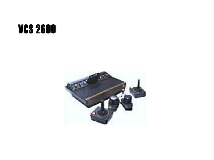 VCS 2600
