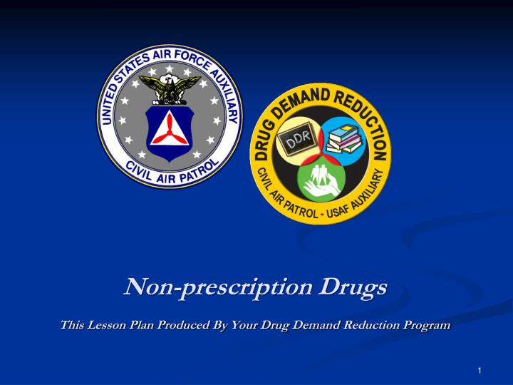 Non-prescription Drugs