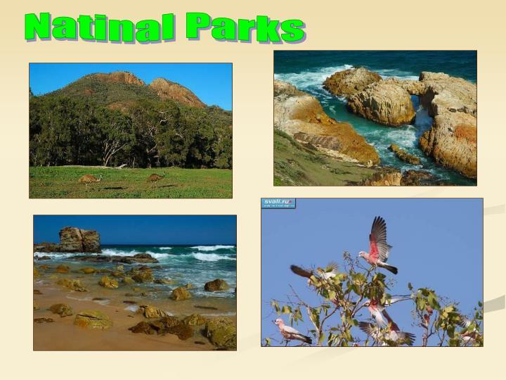Natinal Parks