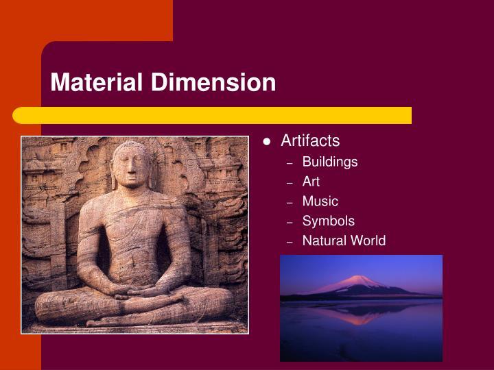 Material Dimension
