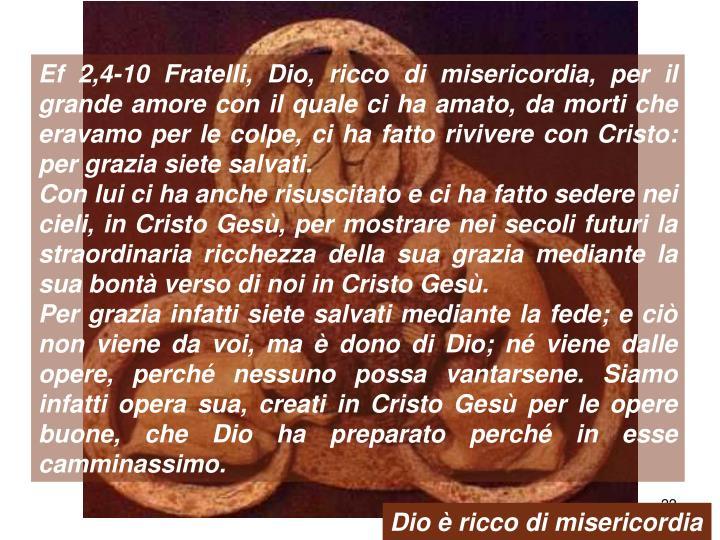 Ef 2,4-10