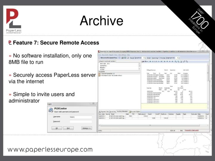 Feature 7: Secure Remote Access