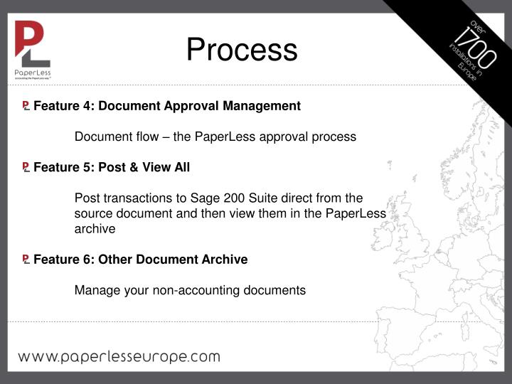 Feature 4: Document Approval Management