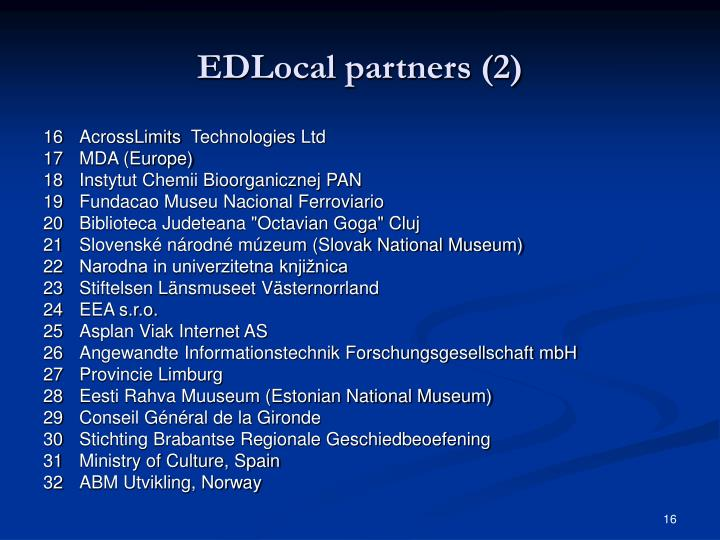 EDLocal partners (2)