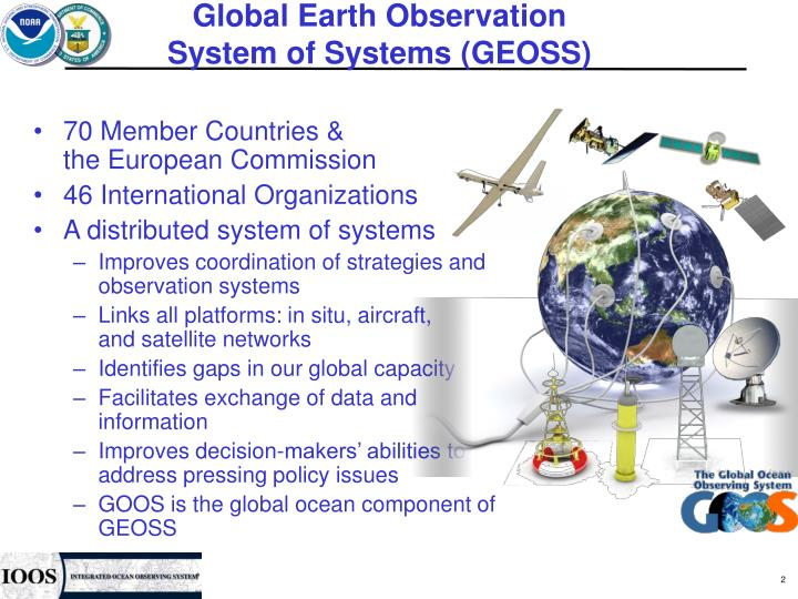 Global Earth Observation