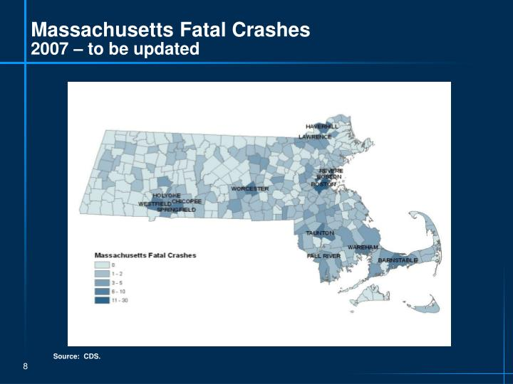 Massachusetts Fatal Crashes