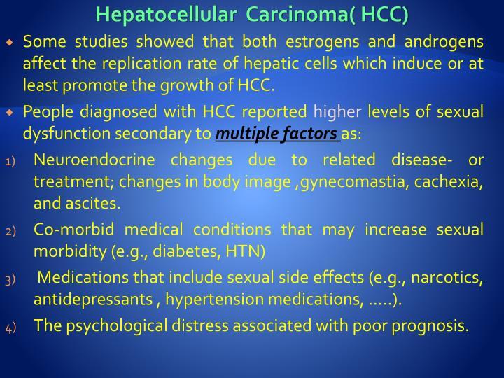 Hepatocellular  Carcinoma( HCC)