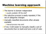 machine learning approach1