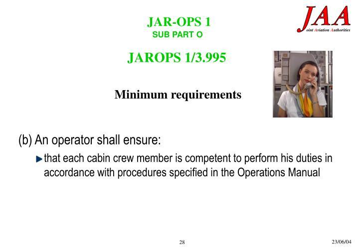 JAROPS 1/3.995