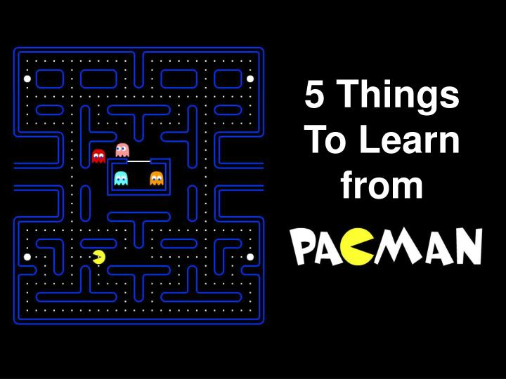 5 Things To Learn from