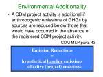 environmental additionality1