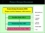project design document