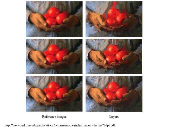http://www.mrl.nyu.edu/publications/hertzmann-thesis/hertzmann-thesis-72dpi.pdf