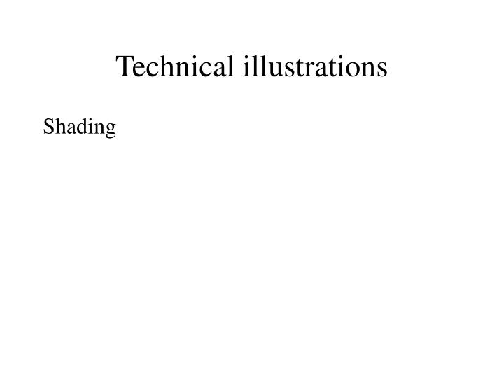 Technical illustrations