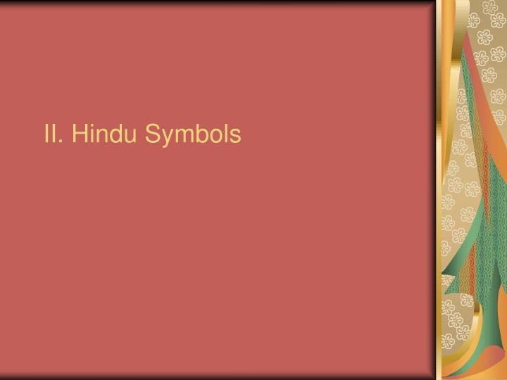 II. Hindu Symbols