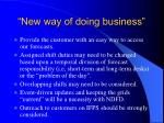new way of doing business1