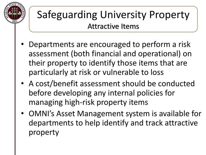 Safeguarding University