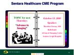 sentara healthcare cme program1