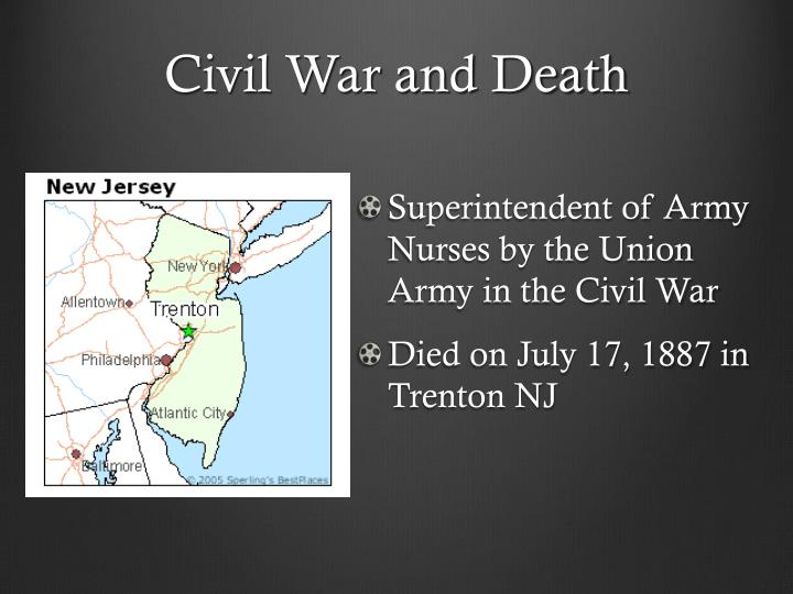 Civil War and Death