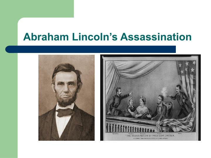 Abraham Lincoln's Assassination