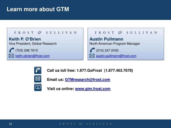 Learn more about GTM