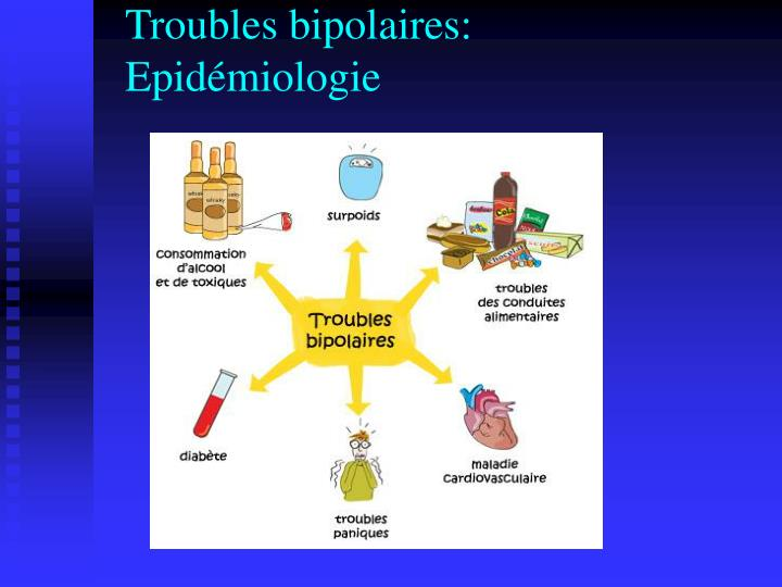Troubles bipolaires: