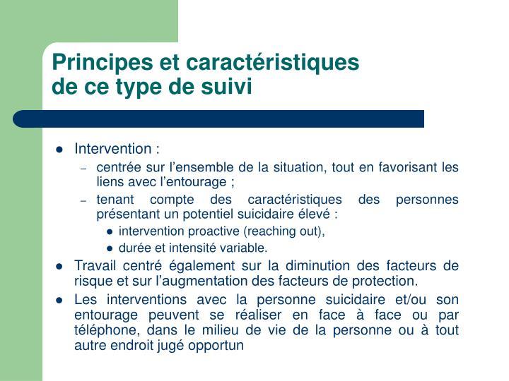 Principes et caractéristiques
