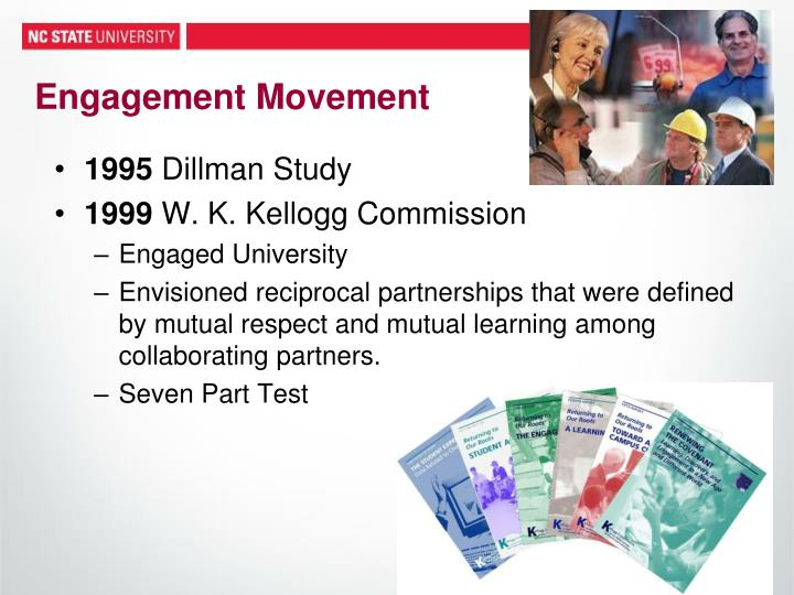 Engagement Movement
