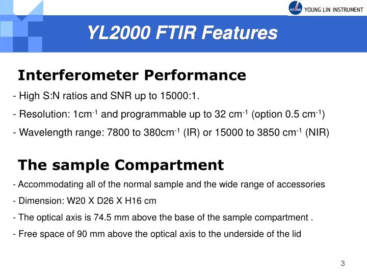 Yl2000 ftir features1