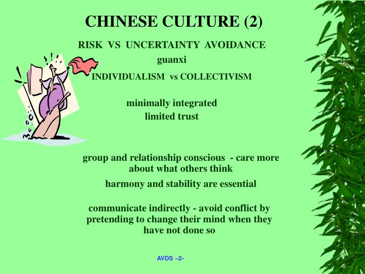 CHINESE CULTURE (2)