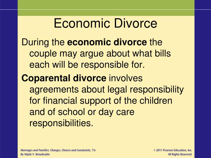 Economic Divorce