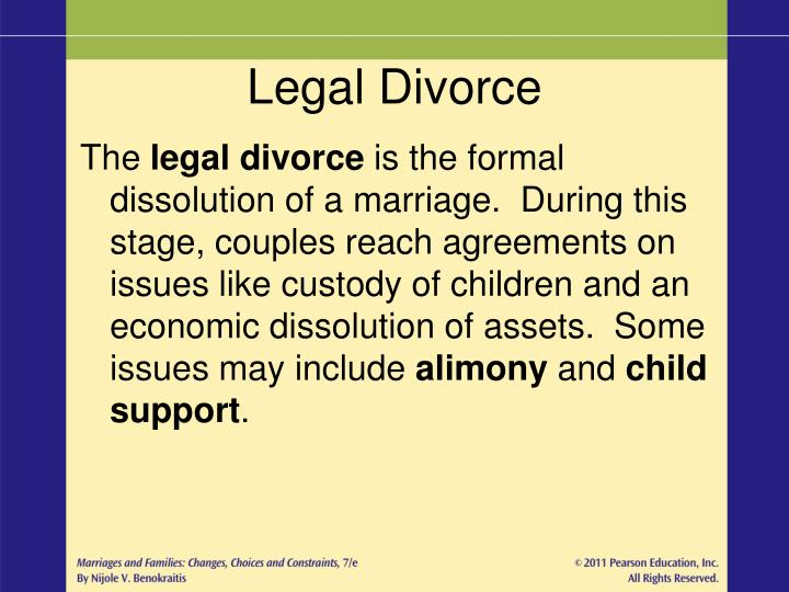 Legal Divorce