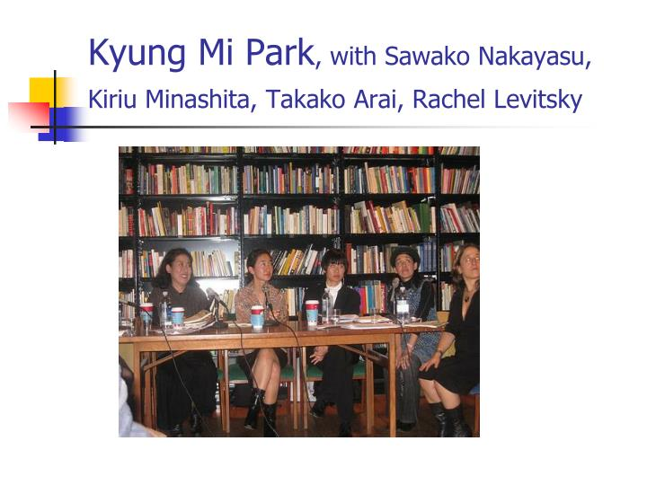 Kyung Mi Park