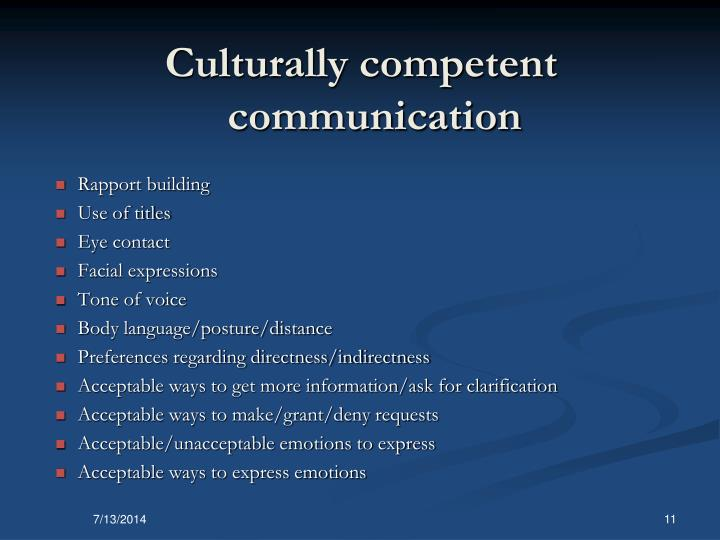 competent communicator We intend to help you improve your communication competence by providing you with knowledge, which will in turn lead to improved relationships and successes let us.