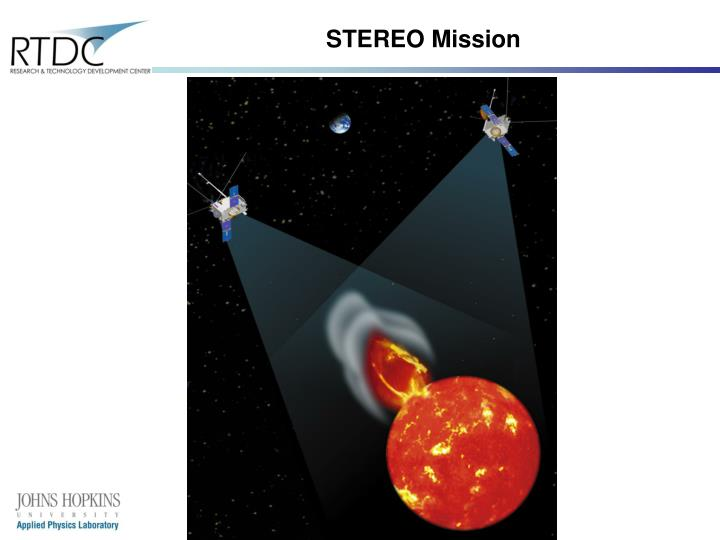 STEREO Mission