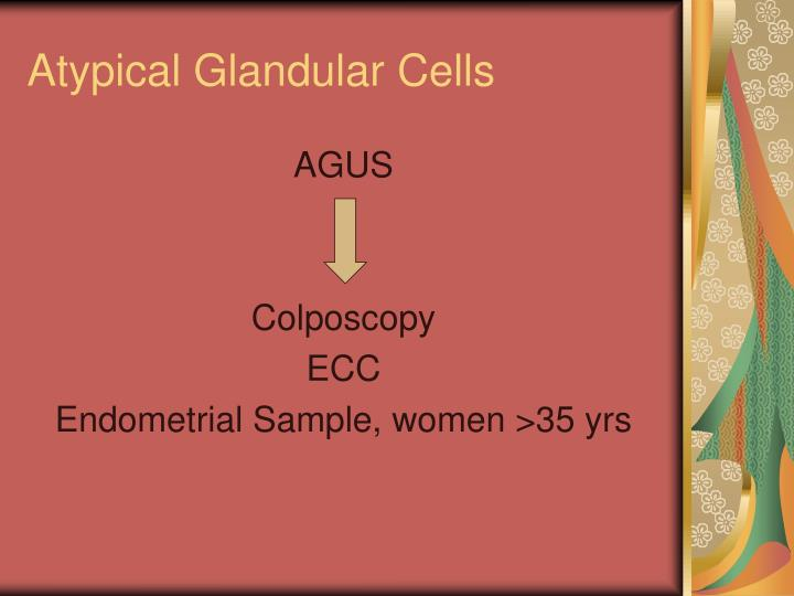 Atypical Glandular Cells