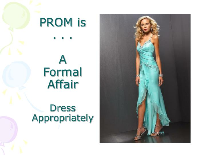 PROM is