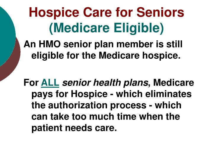 Hospice Care for Seniors