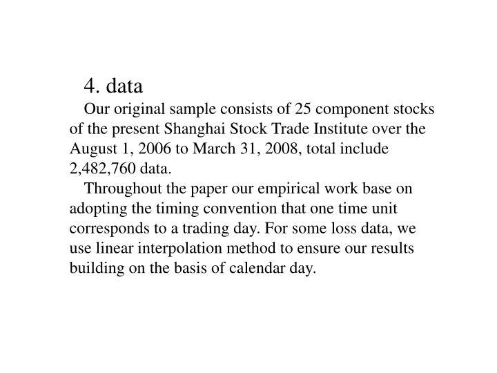 4. data