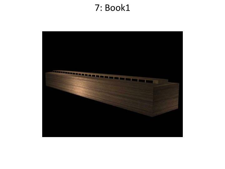 7: Book1