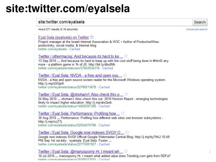 site:twitter.com/eyalsela