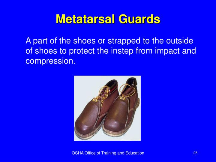 Metatarsal Guards