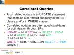 correlated queries1