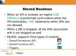 stored routines6