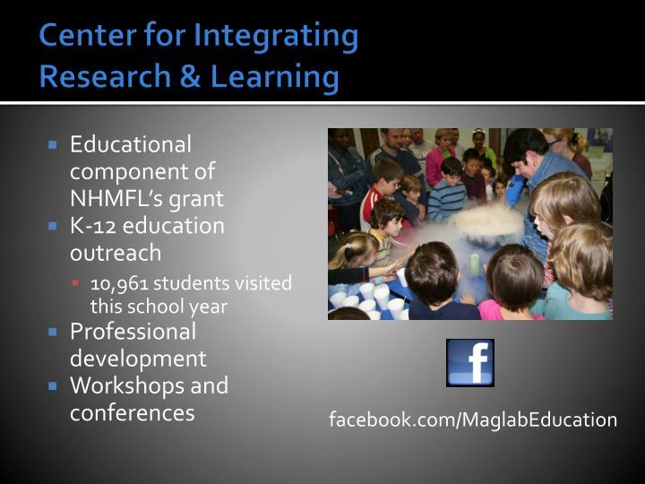 Center for Integrating