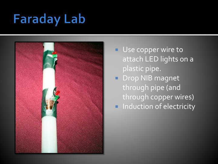 Faraday Lab