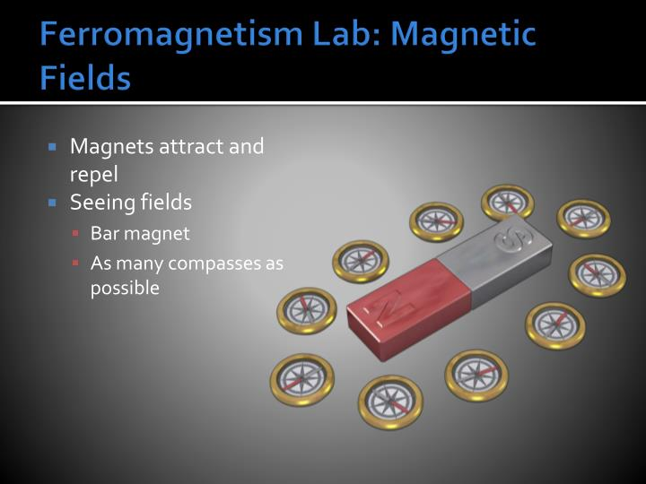 Ferromagnetism Lab: Magnetic Fields