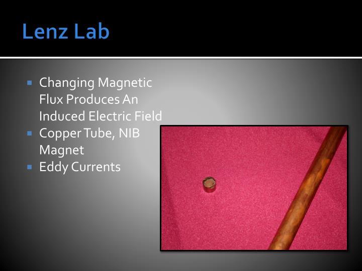 Lenz Lab
