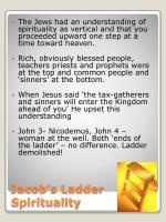jacob s ladder spirituality