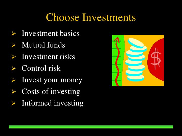 Choose Investments
